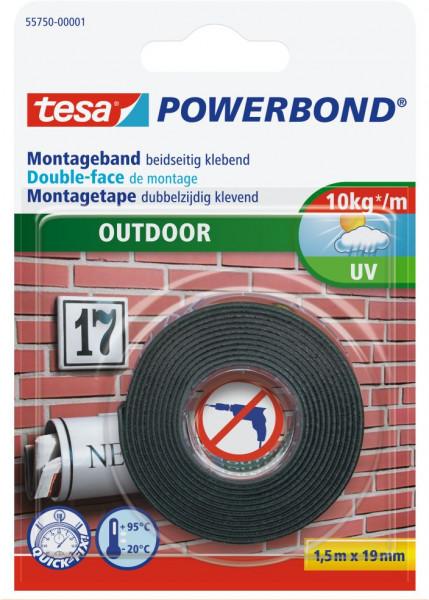tesa® Powerbond® Montageband Outdoor