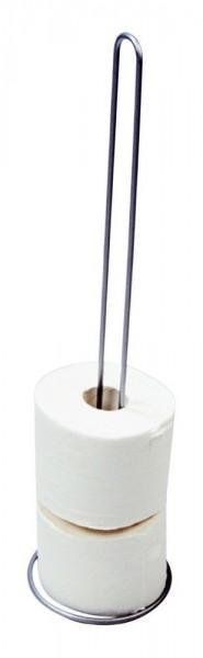 WENKO Exclusiv Toilettenpapier-Ersatzrollenhalter