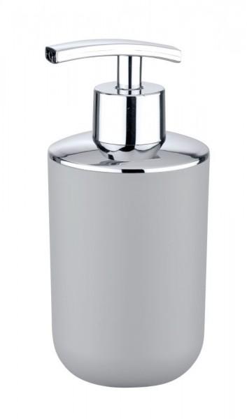 WENKO Seifenspender Brasil Grau, 320 ml