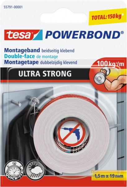 tesa® Powerbond® Montageband Ultra Strong