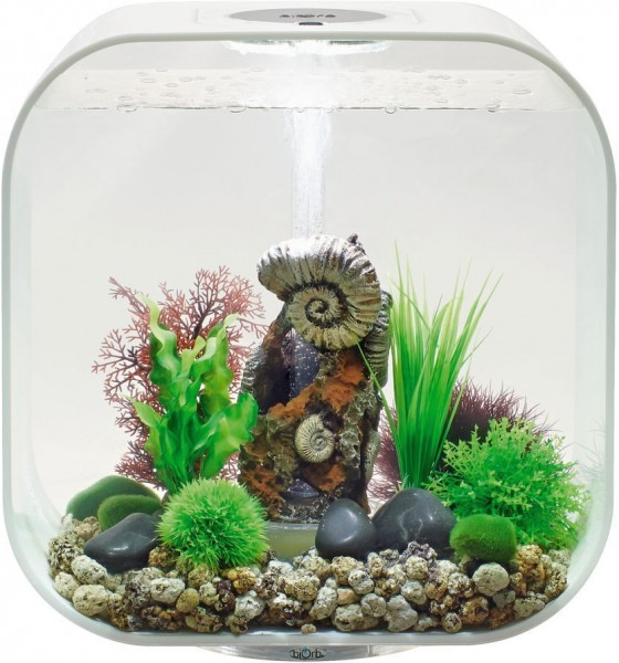 biOrb Aquarium LIFE 30 MCR weiß