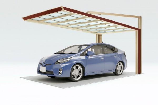 Ximax Design-Carport MyPort Next Typ 60 - Standard