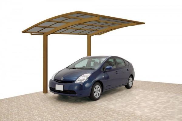 Ximax Design-Carport Portoforte Typ 60 - Sonderlänge + Sonderbreite XL