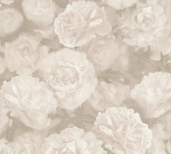 A.S. Création Vliestapete Neue Bude 2.0 Ed. II, Barock Rose Creme 374023