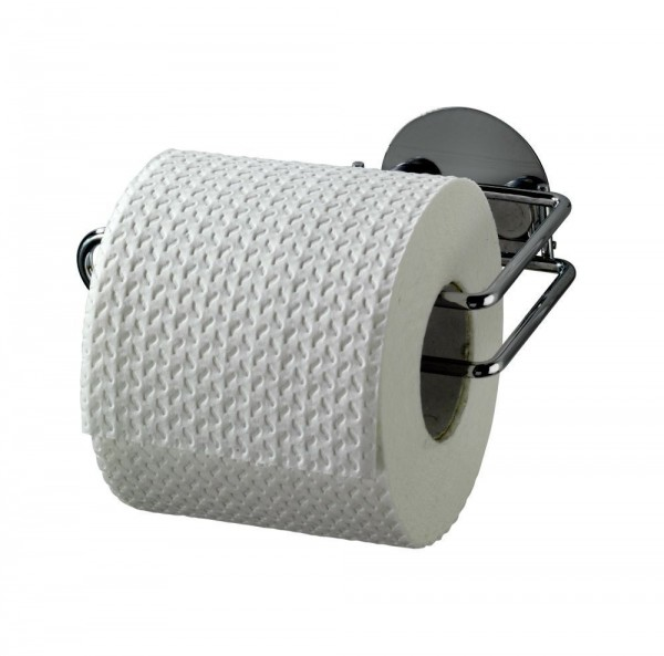 WENKO Turbo-Loc® Toilettenpapierrollenhalter