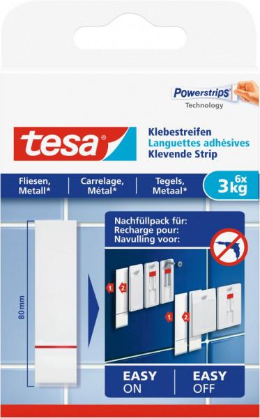 tesa® Klebestreifen Fliesen & Metall