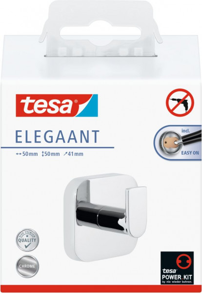 tesa® Elegaant Handtuchhaken
