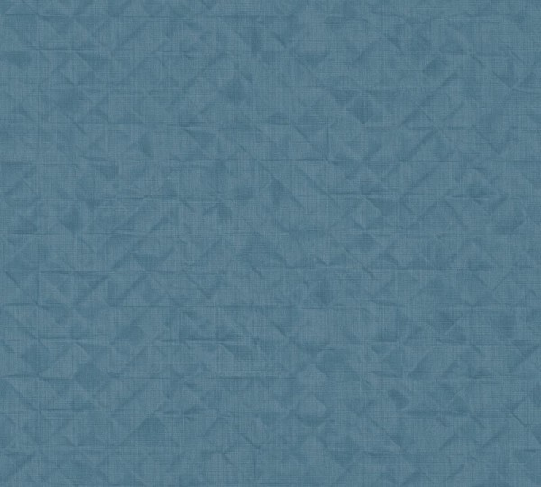 A.S. Création Vliestapete Exotic Life, Uni Blau 372848