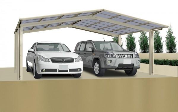 Ximax Design-Carport Linea Typ 80 - M Ausführung