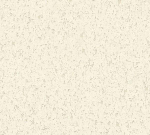 A.S. Création Vliestapete Neue Bude 2.0 Ed. II, Kork Weiß Gold 373891