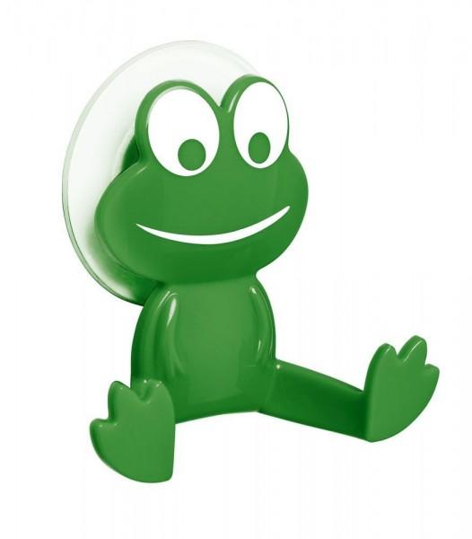 WENKO Saughaken Frosch Grün