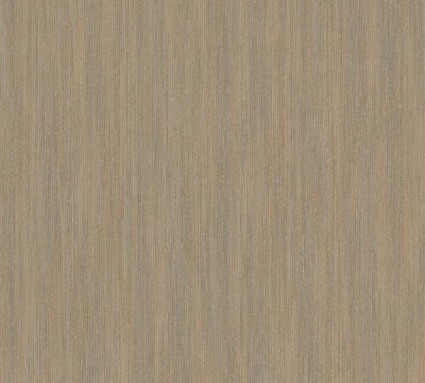A.S. Création Vliestapete Sumatra, Uni Braun Metallic 328825
