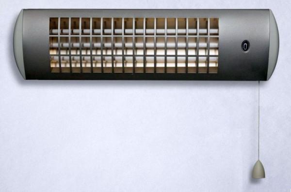 Ximax Infrarotstrahler mit Stecker