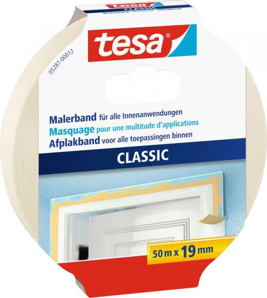 tesa® Maler-Krepp Premium Classic