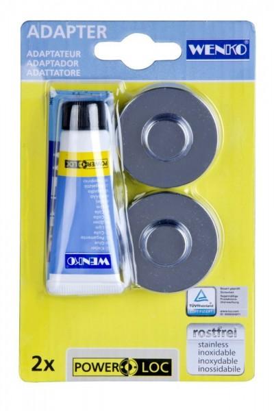 WENKO Power-Loc® Adapter Premium/Classic