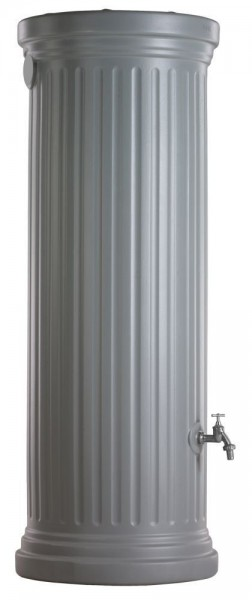 Garantia Säulentank 1000 L, Steingrau