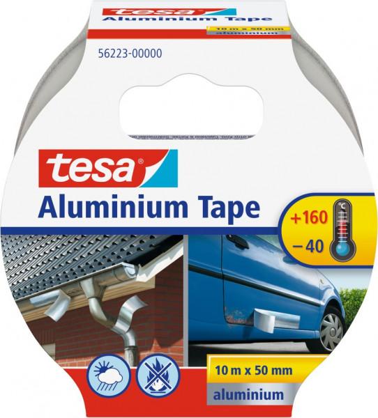 tesa® Aluminuim Tape Klebeband 10 m x 50 mm