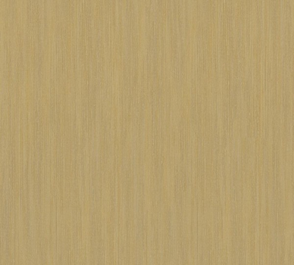 A.S. Création Vliestapete Sumatra, Uni Braun Gelb Metallic 328829