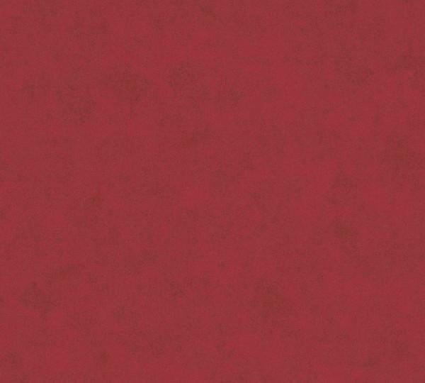 A.S. Création Vliestapete Neue Bude 2.0 Ed. II, Uni Rot 374448