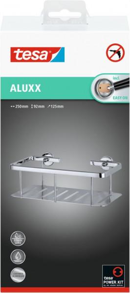 tesa® ALUXX Ablagekorb einstöckig 4ec chrom