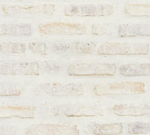 Livingwalls Vliestapete New Walls, Loft Living Stein Mehrfarbig 374221