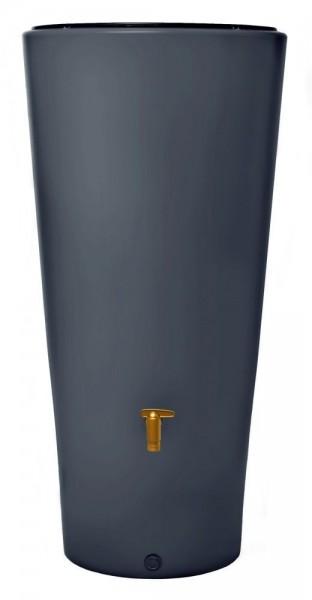 4Rain Vaso 2in1 Regenspeicher 220 L, Graphitegrey