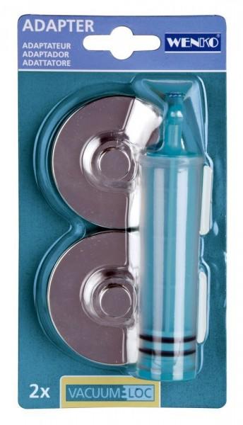 WENKO Vacuum-Loc® Adapter Premium/Classic/Style