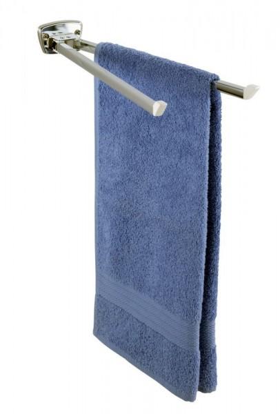 WENKO Handtuchhalter Basic glänzend
