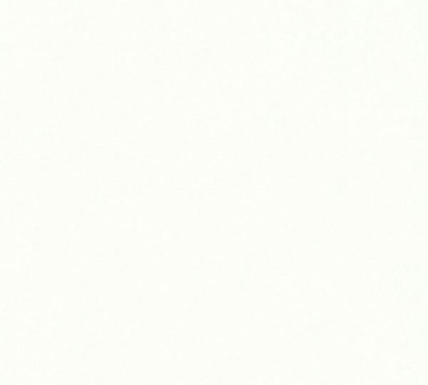 A.S. Création Vliestapete Trendwall, Uni Creme Metallic Weiß 369017