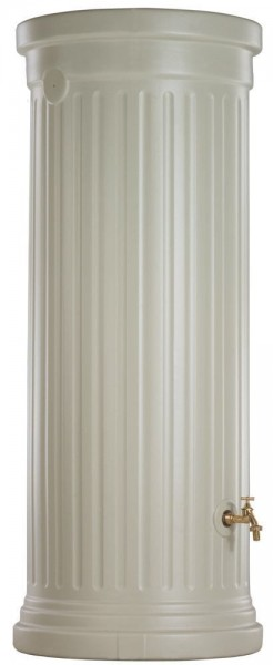 Garantia Säulentank 1000 L, Sandbeige