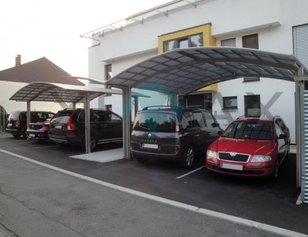 Ximax Design-Carport Portoforte Typ 110 - M Ausführung