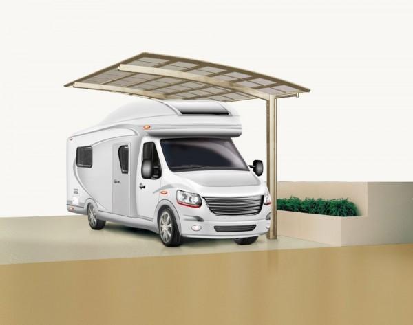 Ximax Design-Carport Portoforte Typ 80 Caravan - Standard