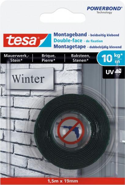tesa® Montageband Mauerwerk, 10 kg