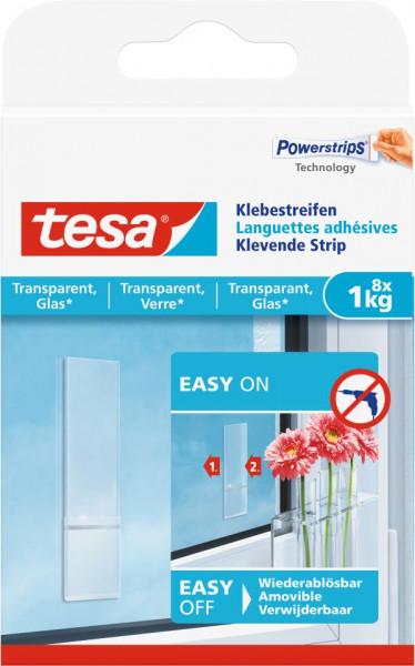 tesa® Klebestreifen Glas