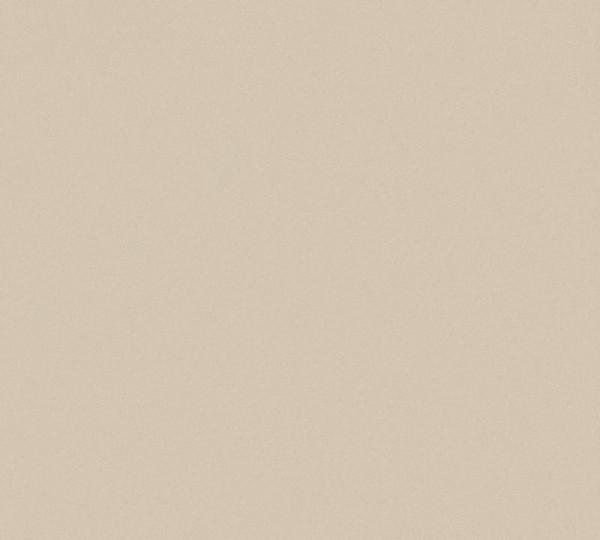 A.S. Création Vliestapete Trendwall, Uni Beige Braun Metallic 369659