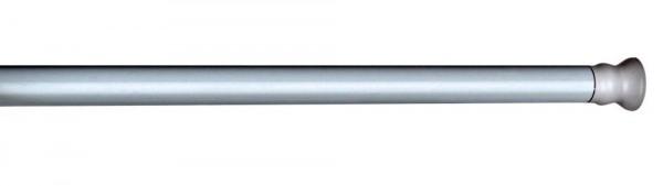 WENKO Teleskop-Duschstange Weiß, 110 - 185 cm