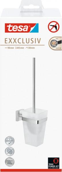 tesa® Exxclusiv WC-Bürstengarnitur
