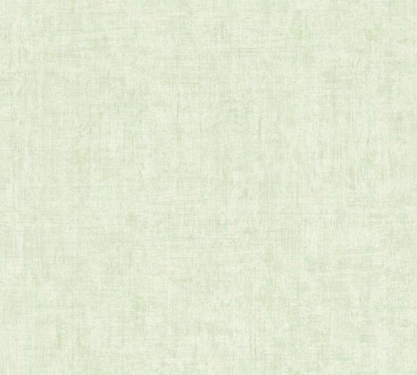 A.S. Création Vliestapete Greenery, Uni Hellgrün 373342