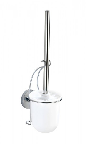 WENKO Vacuum-Loc® Wand WC-Garnitur Milazzo