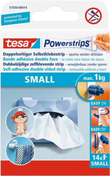 tesa® Powerstrips® Klebestrip Small 14 Strips