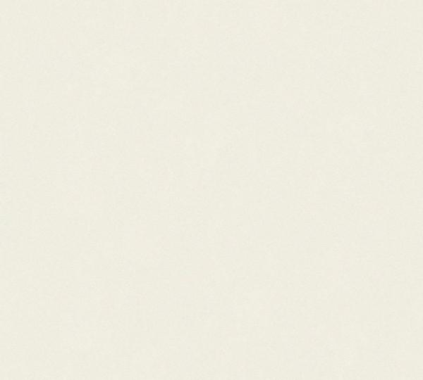 A.S. Création Vliestapete Trendwall, Uni Beige Metallic Weiß 369086