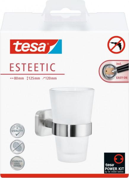 tesa® Esteetic Mundglashalter