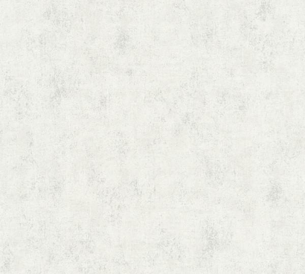 A.S. Création Vliestapete Neue Bude 2.0 Ed. II, Uni Grau 374164