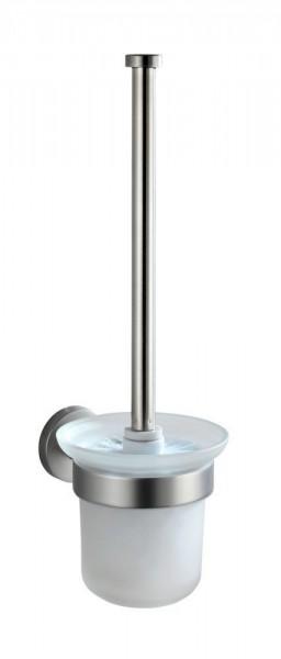 WENKO WC-Garnitur Bosio matt, 10 cm breit