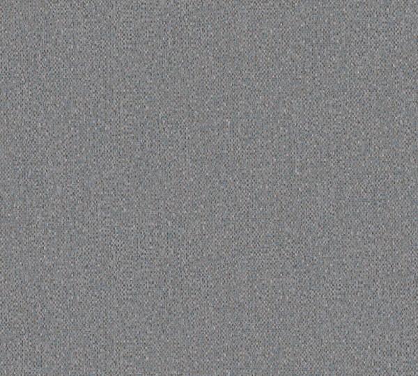A.S. Création Vliestapete Sumatra, Metallic Schwarz Blau 373745