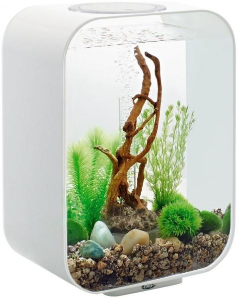 biOrb Aquarium LIFE 15 MCR weiß
