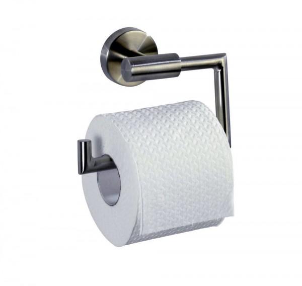 WENKO Toilettenpapierhalter ohne Deckel Bosio