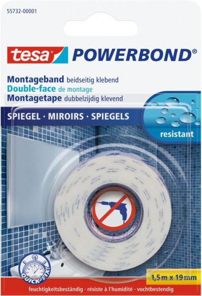 tesa® Powerbond® Montageband Spiegel