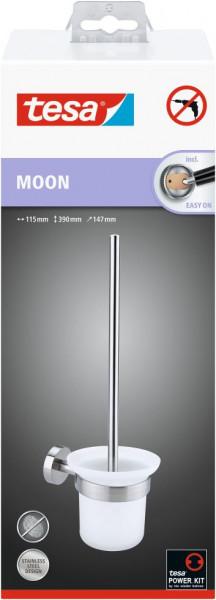 tesa® MOON WC-Bürstengarnitur