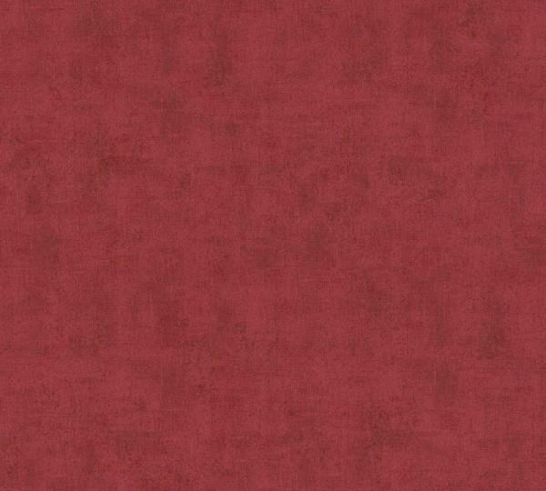 A.S. Création Vliestapete Neue Bude 2.0 Ed. II, Uni Rot 374172